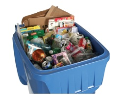 One-sort recycling